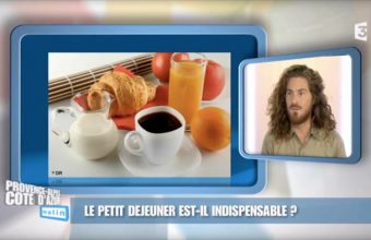 Peut-on sauter le petit déjeunder ? Chronique vidéo de Julien Allaire
