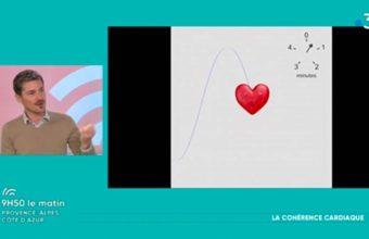 Chronique vidéo sur la cohérence cardiaque et les exercices de respiration