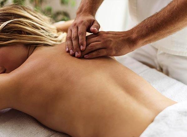 Massage bien-être et relaxant