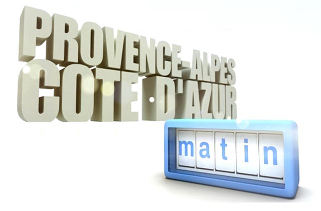 Julien Allaire est chroniqueur naturopathie et médecine naturelle dans l'émission PACA Matin de France 3