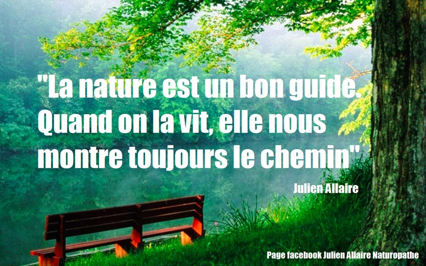 Citation La Nature Forumhulp