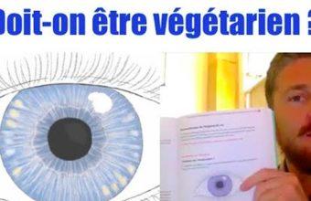 Doit-on être végétarien ? Que dit la couleur de nos yeux sur notre capacité à digérer les protéines?