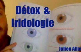 Detox & iridologie - Personnalisation en fonction de la couleur des yeux