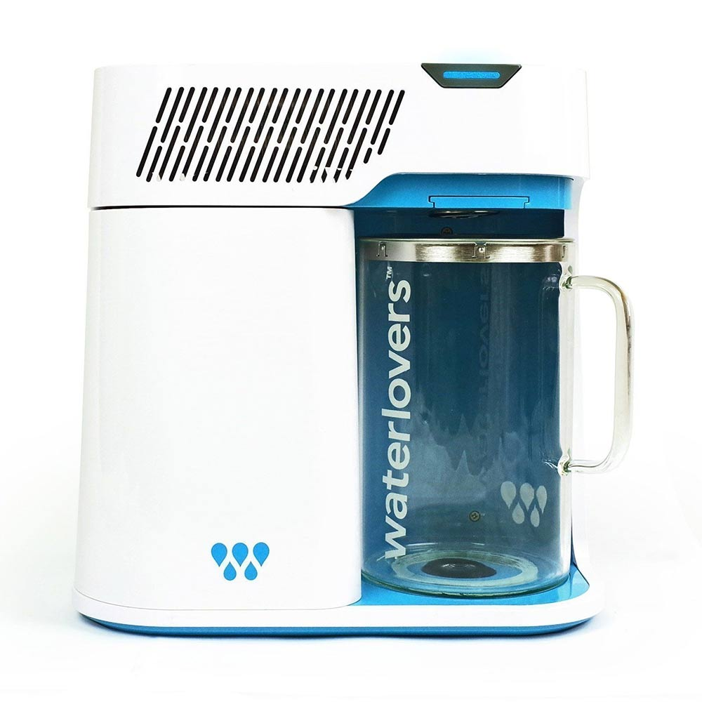 Distillateur d'eau waterlovers